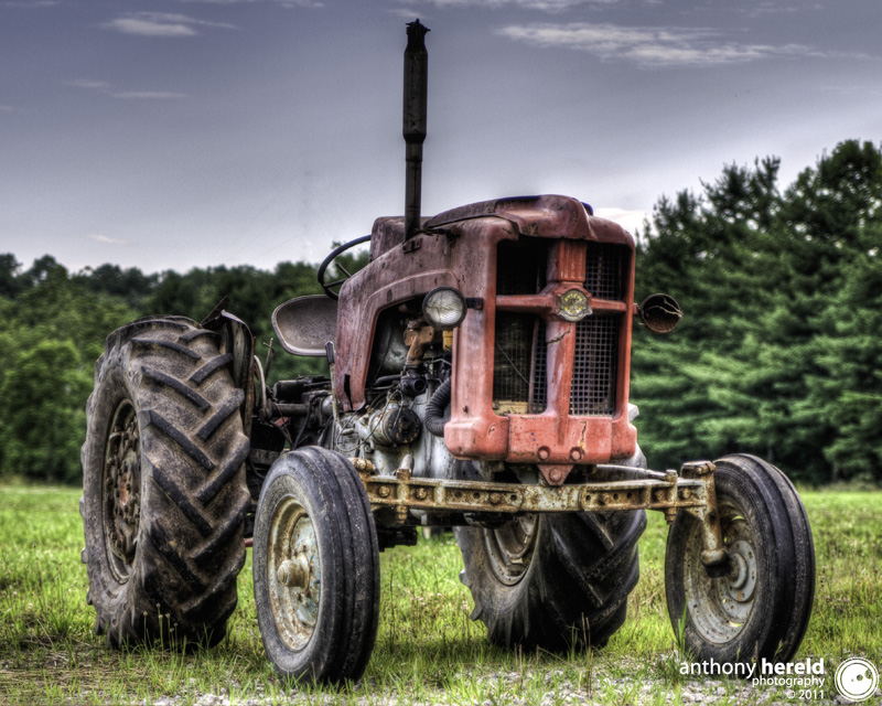 HDR Tractor by Browncoat in Member Albums