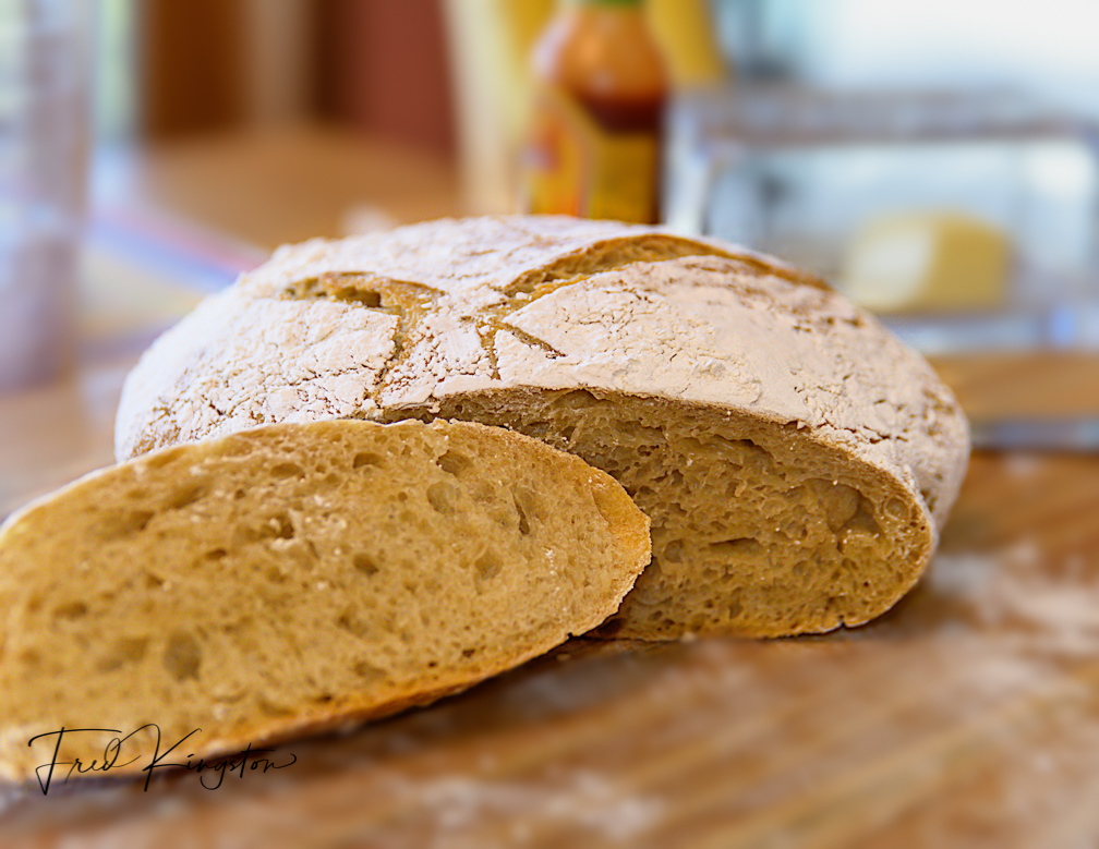 Sourdough Bread by FredKingston in Member Albums