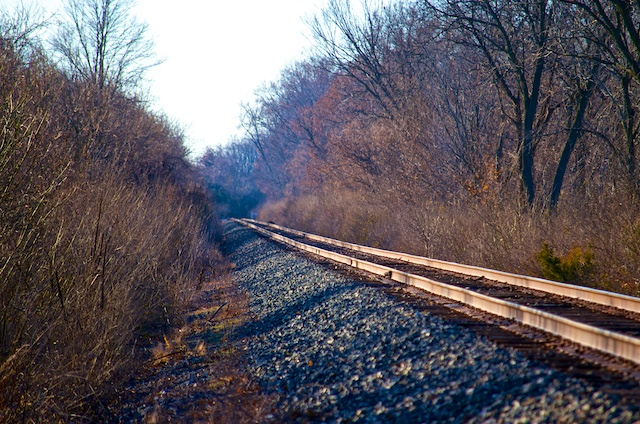 Train Tracks by Philth in Member Albums