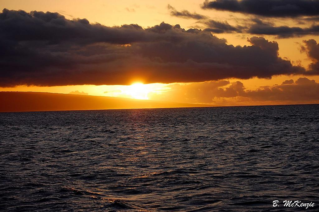 Maui Sunset by Canadia-Nikon in Member Albums