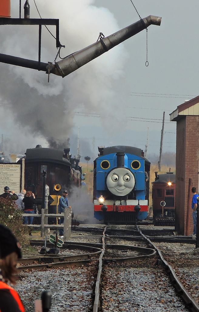 Here comes Thomas by Alan in Member Albums