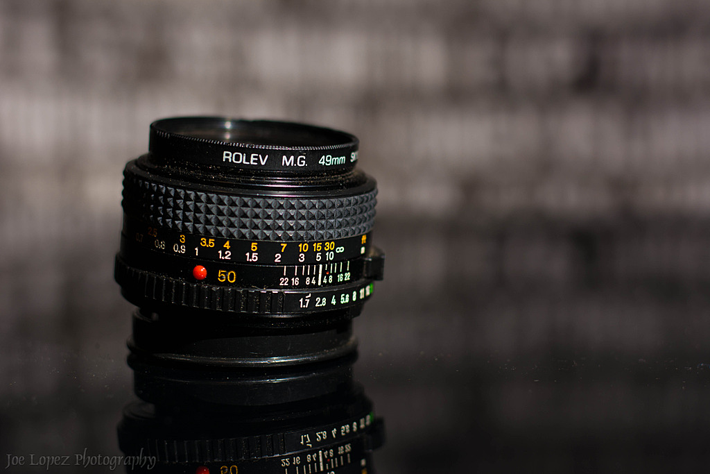 Minolta 50mm f/1.7 by carguy in Member Albums