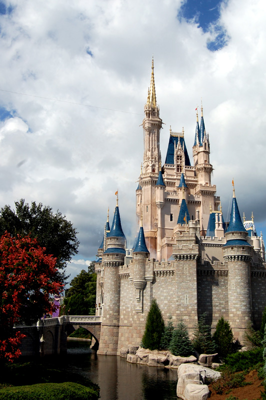 Cinderella's Castle @ Disney World by carguy in Member Albums