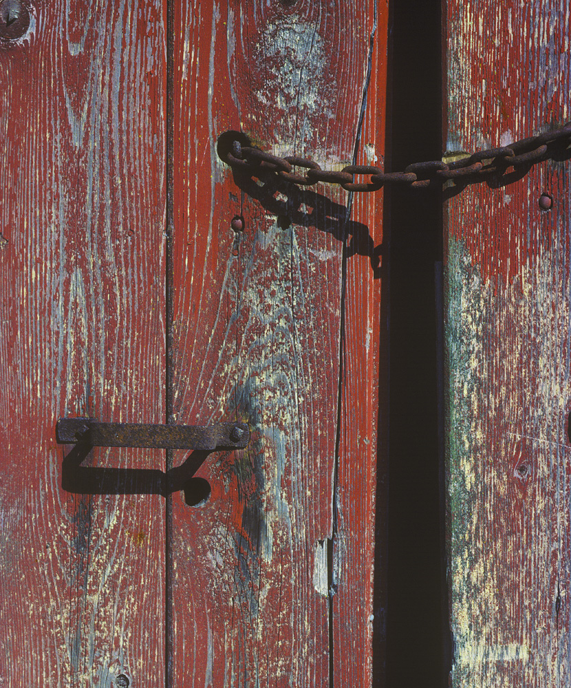 faded red door by STM in Member Albums