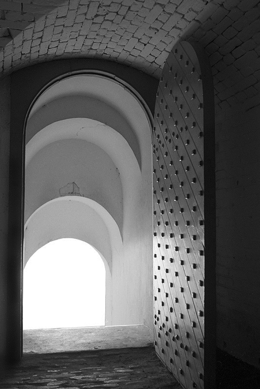 Door Arches, Fort Barrancas by STM in Member Albums