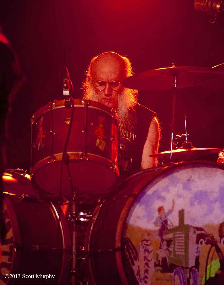 Fred Young (minus the coon skin hat) - Kentucky Headhunters  by STM in Member Albums
