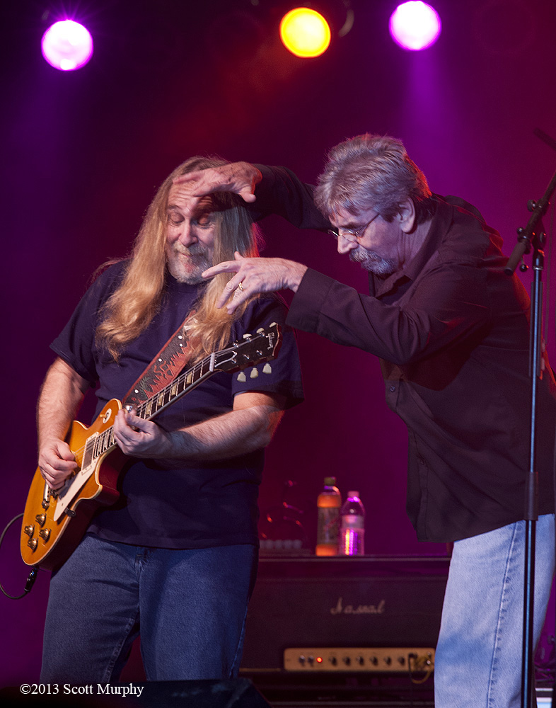 Greg Martin (l) and Ricky Lee Phelps - Kentucky Headhunters  by STM in Member Albums