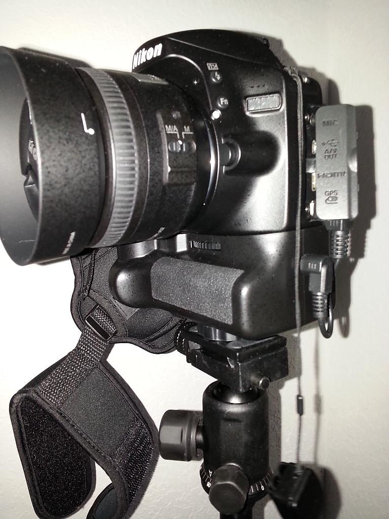 1 nikon d3200 with d3100 grip by HotHits in Member Albums