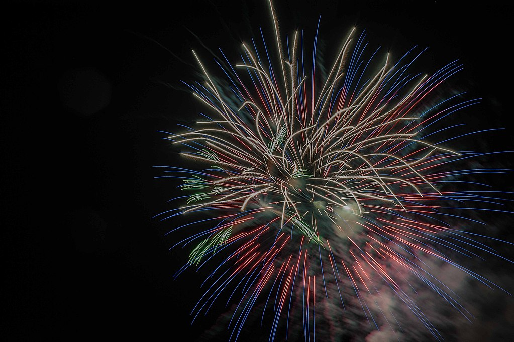 Destin Harbor Fireworks May 29,2016 by Whiskeyman in Member Albums