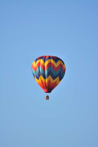 Balloonist going by by donaldjledet in Member Albums