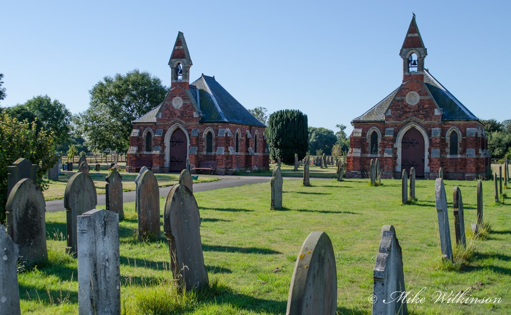 Chapel of rest by mikew in Churches ect