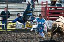 Rodeo action by pipeliner