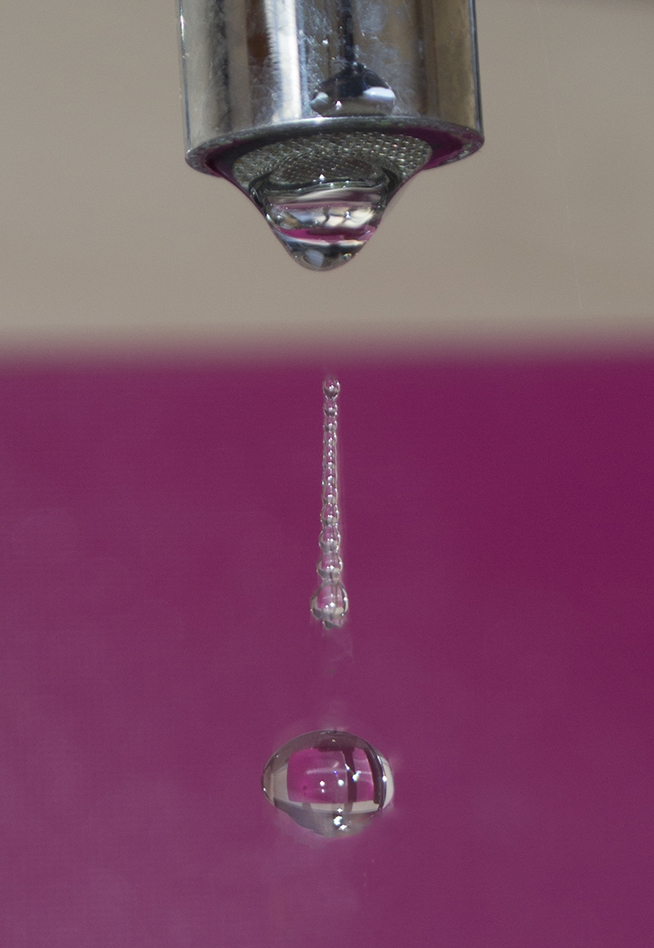Water dripping from tap by WeeHector in Member Albums