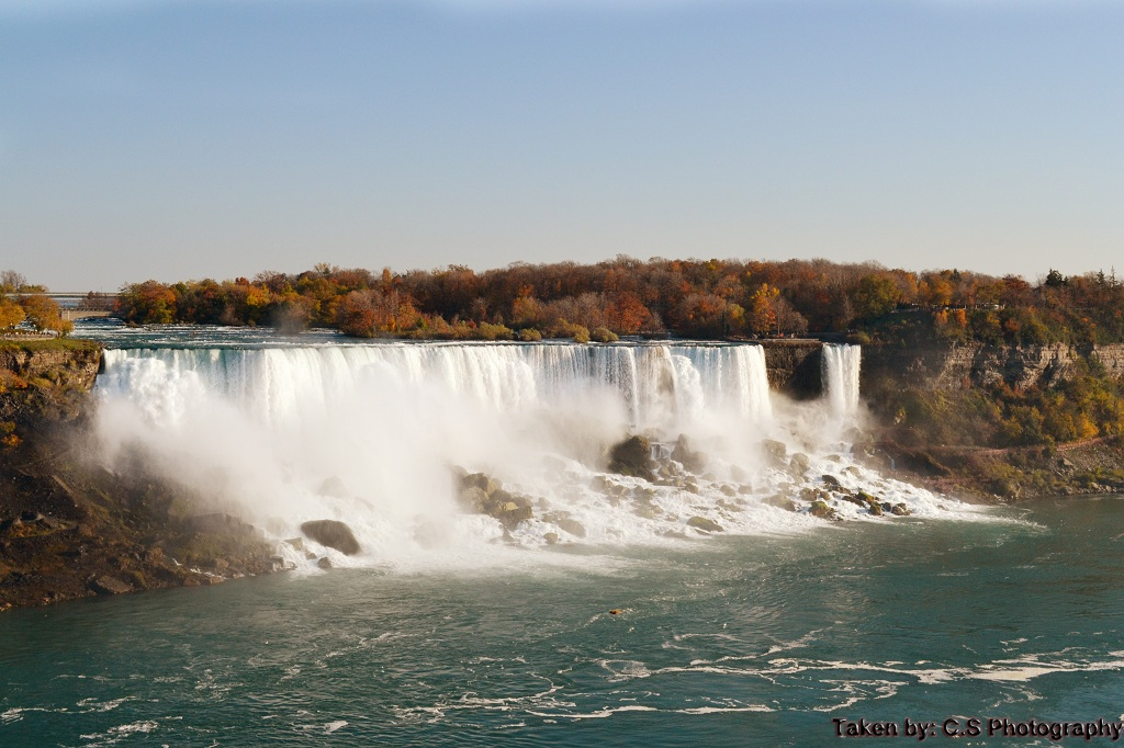 Canadian Niagara Falls by Nero in Member Albums