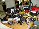 Some Camera Gear by Gene E. Balch in Member Albums