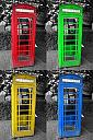 If andy warhol did phone boxes by James Clark