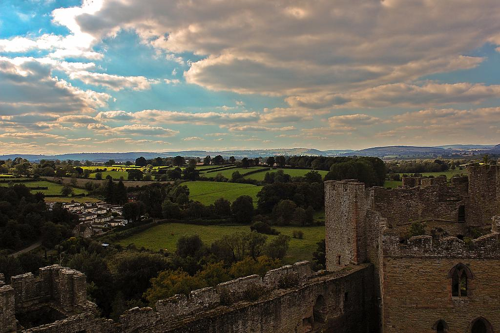 Ludlow Castle by karlyh in Member Albums
