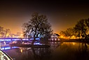 Nightscapes in Stratford-upon-Avon by framemeister