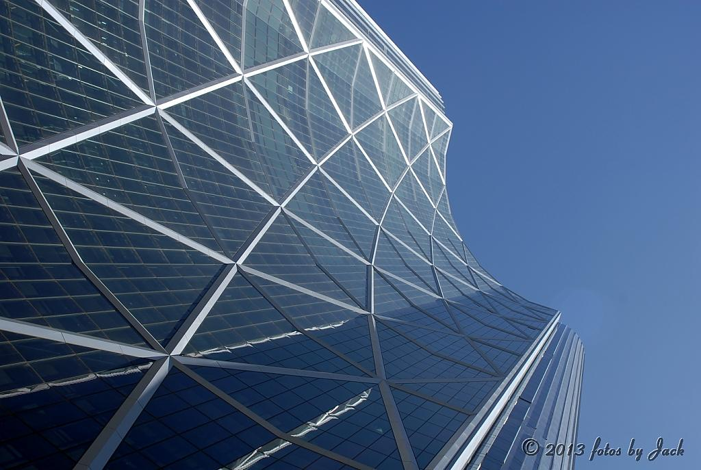 Bow Tower by fotojack in Walkabout