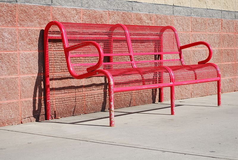 red bench 298097 by fotojack in Member Albums