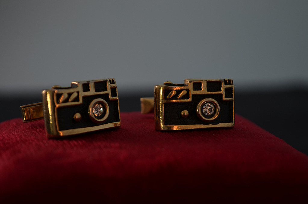 Camera cuff links by SteveL54 in Member Albums