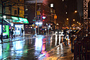 Rainy night in New York City by SteveL54 in Member Albums