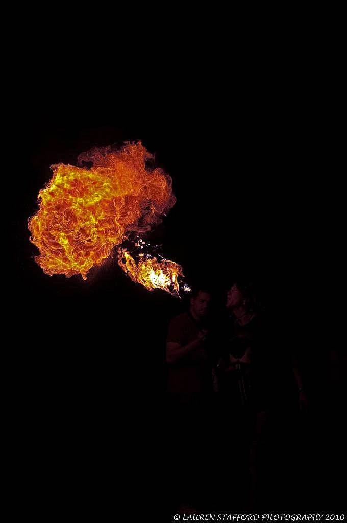 Pyromaniac. by Lauren in Photo Contest - Hot