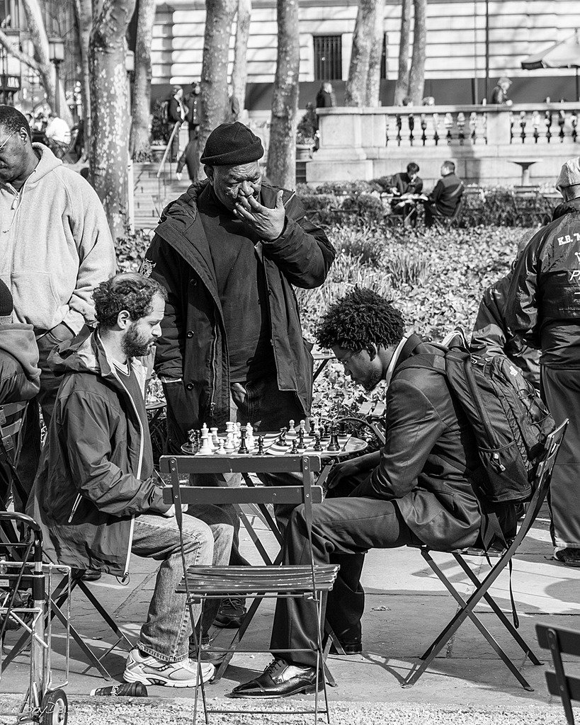 Park Chess by TonyD315 in Member Albums