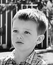 Kiddo in Black and White by Sharin in Black & White    Rating: N/A