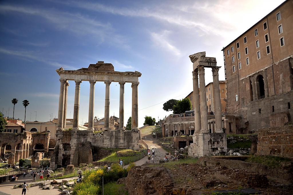 Rome Forum by jdeg in Member Albums