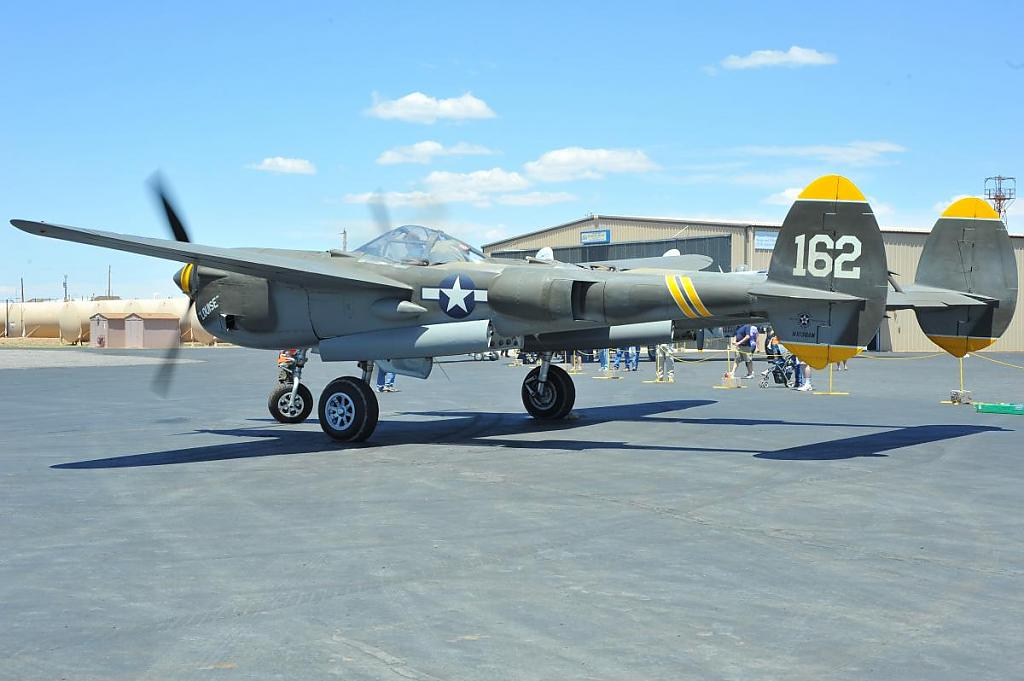 P38 Lightning by blueiron in Member Albums