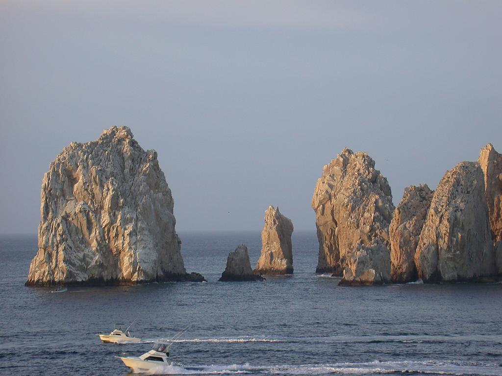 los arcos at morning light by calseal in Travel
