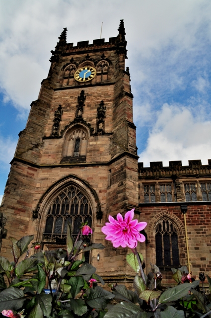 Kidderminster cathedral by Charade in General
