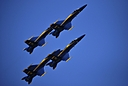 Blue Angles 4 by Jim Maguire