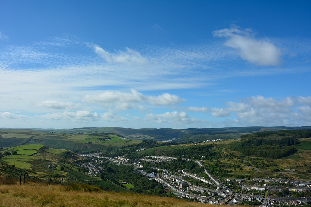 A View Over Tylorstown by lexman59 in Member Albums