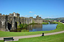 Caerphilly Castle by lexman59 in Member Albums