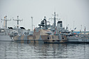 Nato Warships In Cardiff Bay by lexman59 in Member Albums