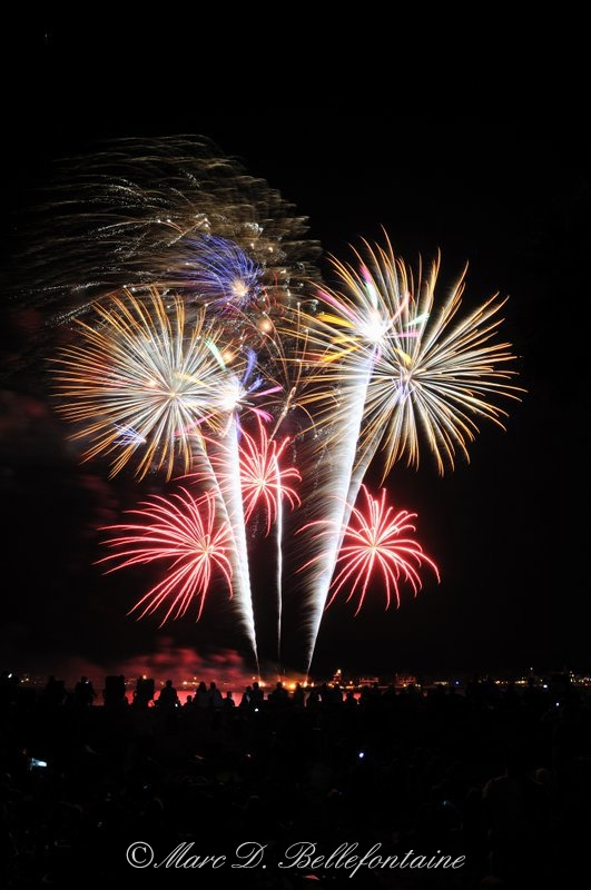 Forth of July Fireworks, St Augustine, FL by PhotoSnapShot in Member Albums