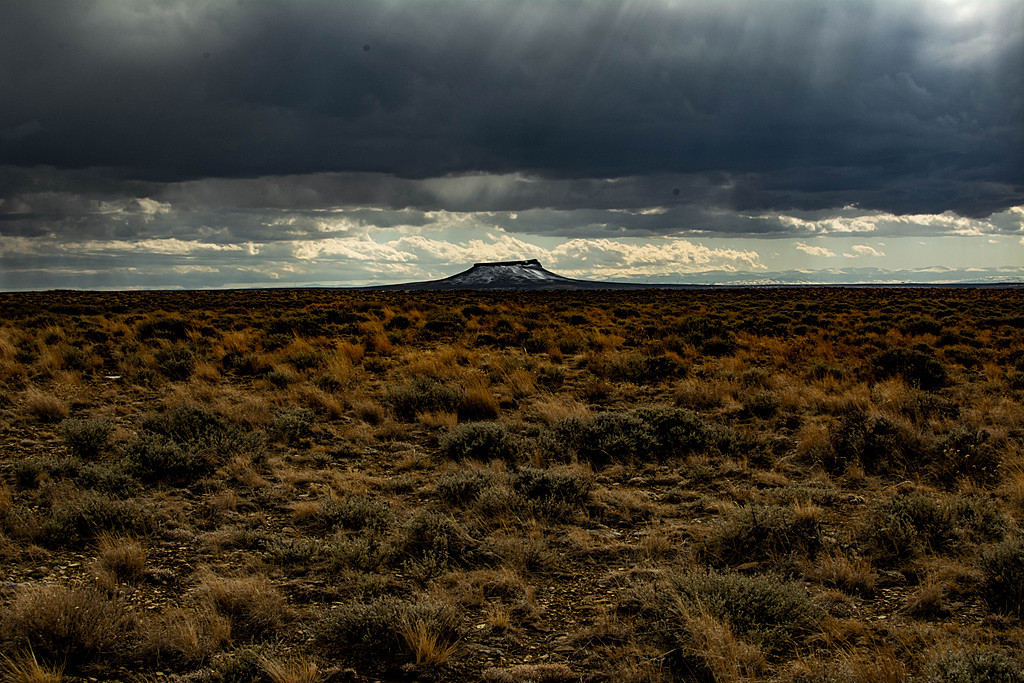 Pilot Butte by zilla in Member Albums