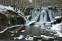 Icy Falls by Maxine Abbott in Member Albums
