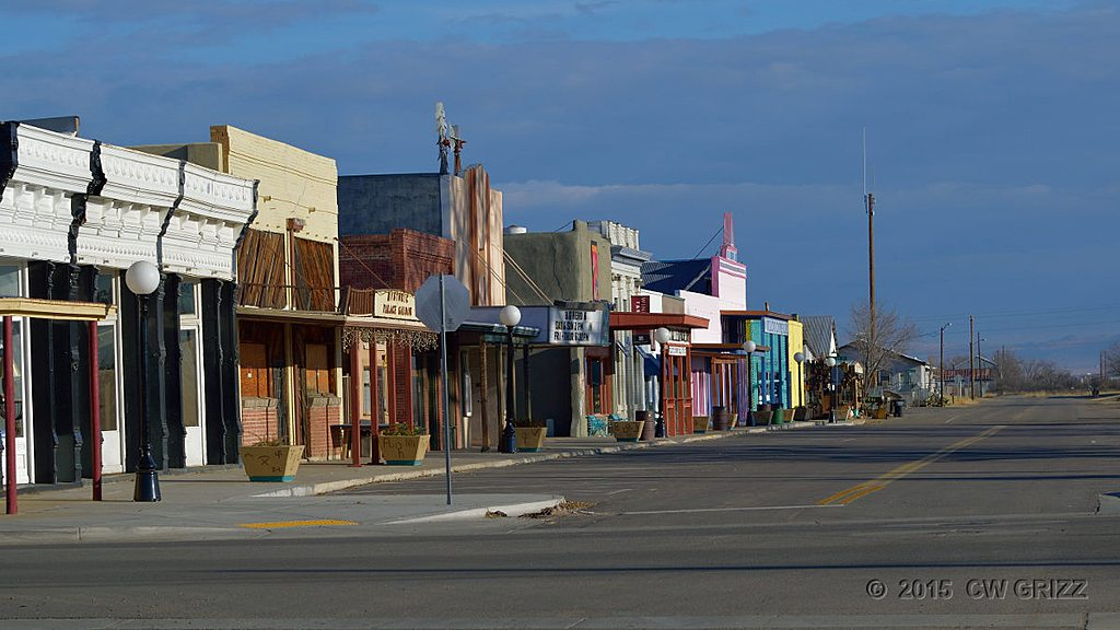 Willcox Main Street by cwgrizz in Member Albums