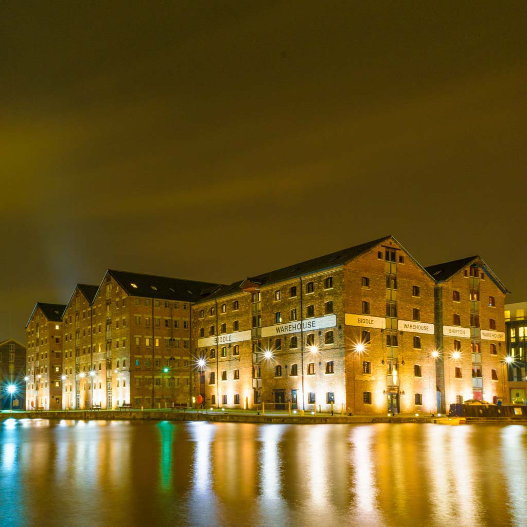 Gloucester Docks by Glevum Owl in Member Albums