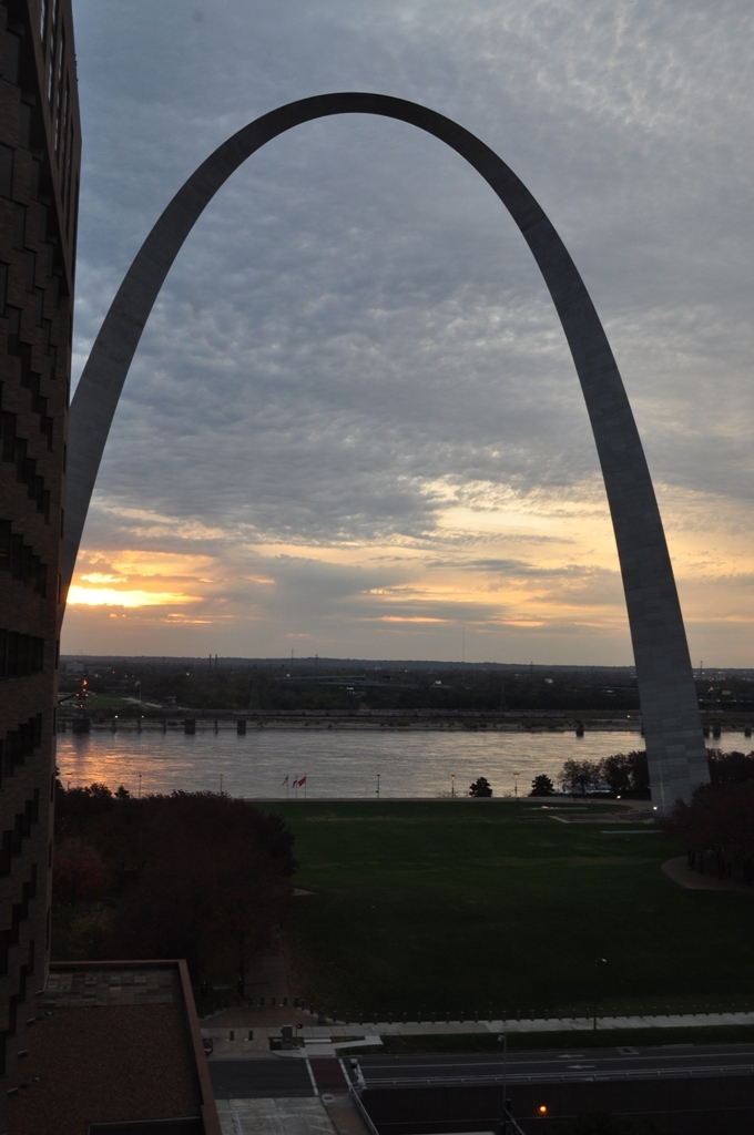 St. Louis Arch by Mis Adam in Member Albums