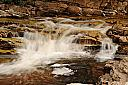 Provo River falls lower fall by Mis Adam in Member Albums