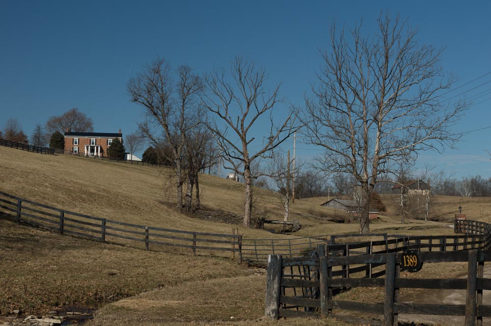 Anderson County Kentucky Farm House by Danno in Member Albums