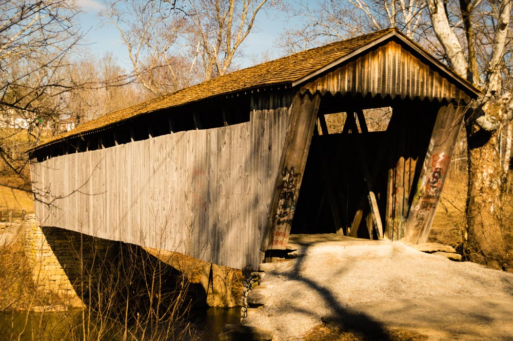 Switzer Bridge, Frankllin County, Kentucky by Danno in Member Albums