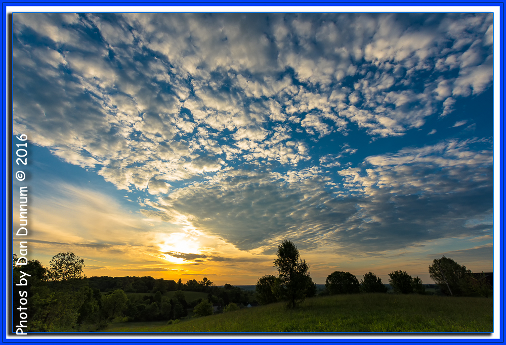 Sunrise and Clouds by Danno in Member Albums