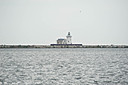 Cleveland Seawall Light by Zerobeat in Member Albums