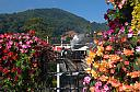 Llangollen Station from the road bridge by naja in Member Albums