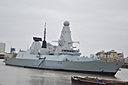 HMS Defender by Bounce in Member Albums